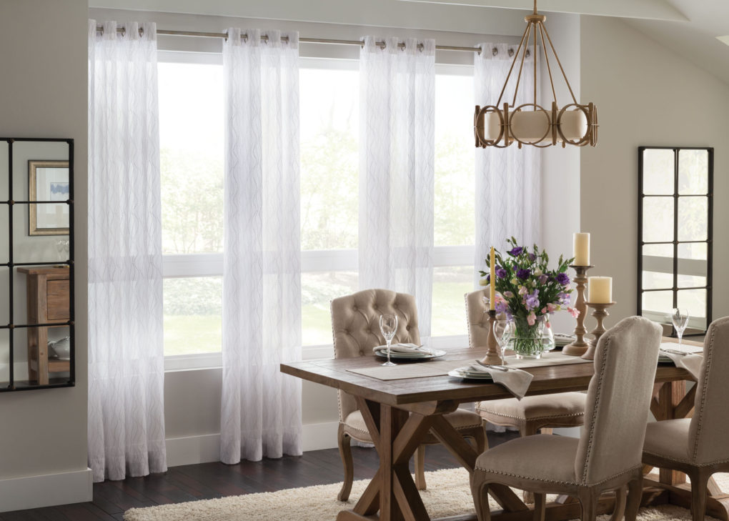 Soft Window Treatments Custom Window Treatments Connecticut